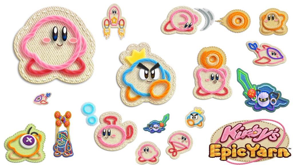 Chiacchiera Wii Kirby E La Stoffa Delleroe Coffeegames