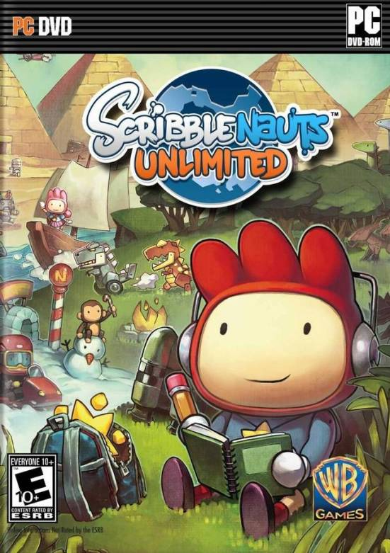 scribblenauts-unlimited_PC_cover